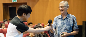 Nobel and Ho-Am Laureates Lecture for youth by Prof. Tim Hunt
