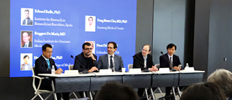 Panel Discussion in Ho-Am Forum on Medicine