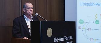 Talk by Dr. Aaron Ciechanover