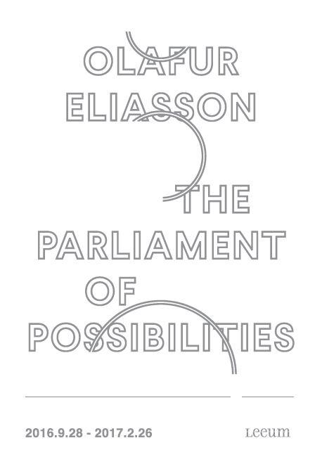 Olafur Eliasson 2016