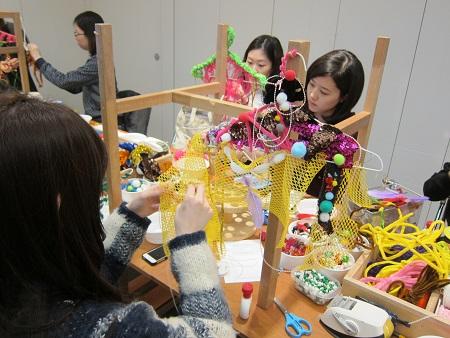 Unlearning Workshop - HAEGUE YANG Exhibition Programs