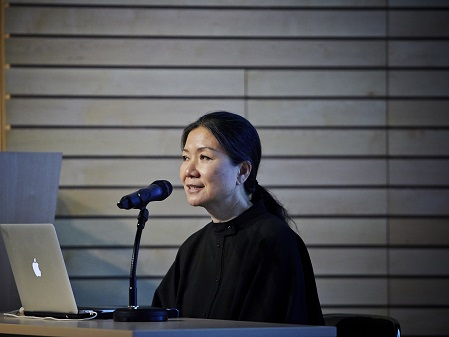 2015 Ho-Am Prize Special Lecture: Kimsooja