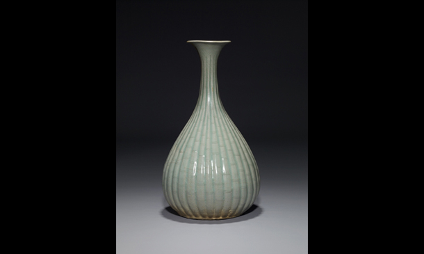 Celadon Bottle