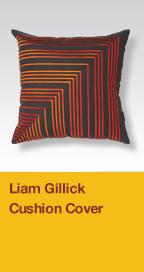 Liam Gillick Cushion Cover
