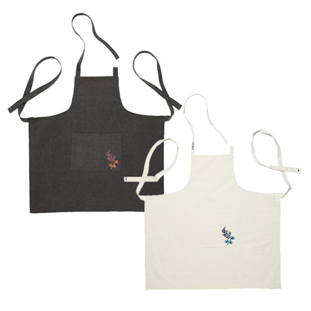 The Plum and Bamboo Apron